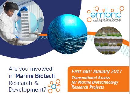 Involved in Marine Biotech? Looking for funding? | AQUAEXCEL2020